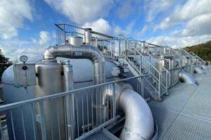 WMD trekt zich terug uit puurwaterfabriek Nieuw-Amsterdam